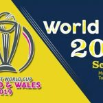 ICC Cricket World Cup 2019 Schedule, Fixture & Time Table