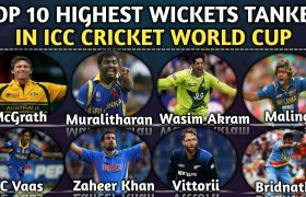 Highest Wicket Takers in ICC Cricket World Cup