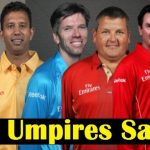 ICC Umpire Salary for Cricket World Cup