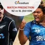 New Zealand vs Sri Lanka 3rd ODI 1st June Cricket World Cup Live Crichd, Crictime, Smartcric, Mobilecric Streaming HD
