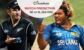 NZ VS SL Live Score CWC 2019