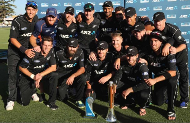 New Zealand Strength for ICC CWC 2019