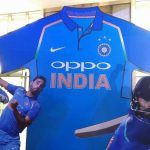 Indian Cricket Team Jersey for Cricket World Cup 2019 Finally Presented