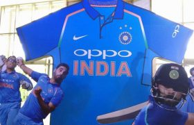 New Jersey for India cricket team for CWC 2019