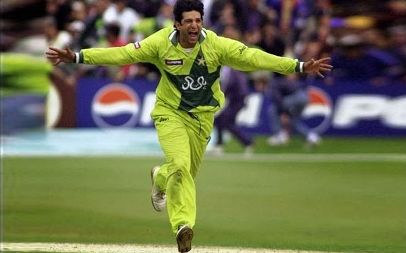 Top 5 Wicket Takers in World Cup - Waseem Akram
