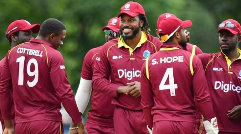 West Indies strength for ICC CWC 2019