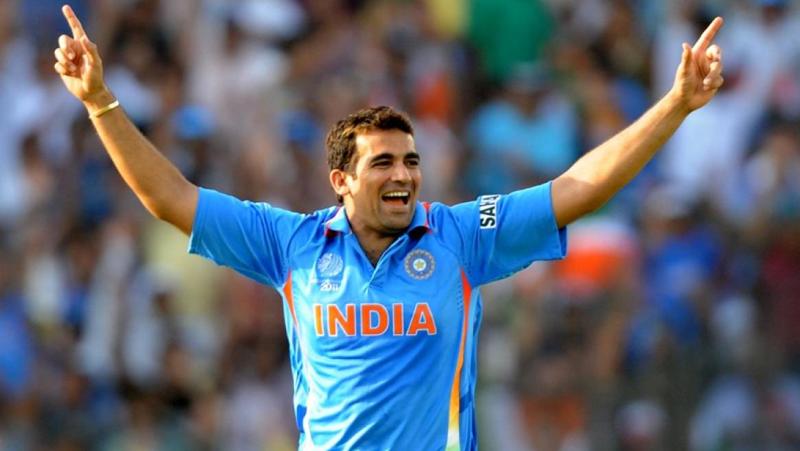 Top 5 Wicket Takers in World Cup - Zaheer Khan