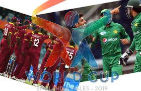 West Indies vs Pakistan 2nd ODI Live Score CWC 2019