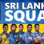 Sri Lanka National Cricket Team for ICC Cricket World Cup 2019