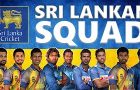 SL Cricket Team Squade for ICC CWC 2019