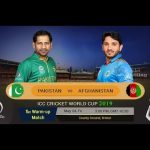 Pakistan VS Afghanistan Live Score, Predictions, 1st Warm Up Match World Cup 2019
