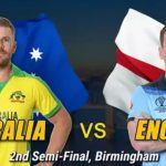 England vs Australia 2nd Semi-Final ICC Cricket World Cup 2019 Live Streaming Crichd, Crictime, Mobilecric, Smartcric, Watchcric HD Streaming
