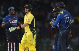 Australia VS Sri Lanka Live Score