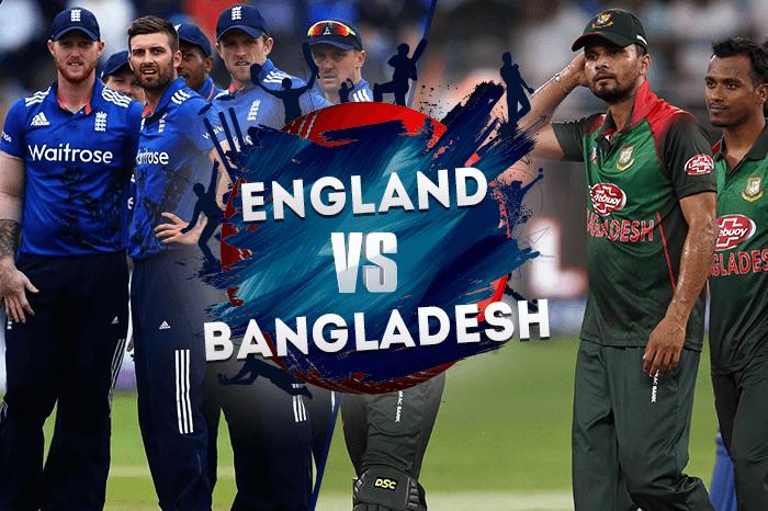 Bangladesh vs England 12th ODI 8th June CWC 2019