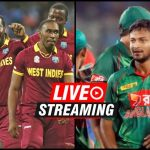 Bangladesh vs West Indies 23rd ODI Live Streaming World Cup 2019 Crichd,Crictime,Mobilecric,Smartcric