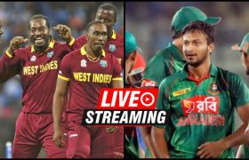 Bangladesh vs West Indies 23rd ODI Live Streaming