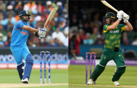 India VS South Africa 8th ODI CWC 2019