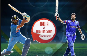 India vs Afghanistan 28th ODI Live Streaming