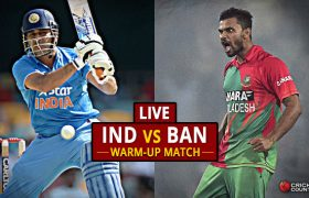India VS Bangladesh Live Score