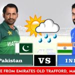 India vs Pakistan 22nd ODI Live World Cup 2019 Crichd, Crictime, Mobilecric, Smartcric Streaming HD Match