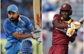India vs West Indies 34th ODI Live Streaming