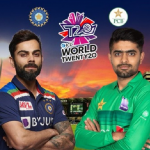 Pakistan vs India ICC Cricket T20 World Cup Live Match, TV BroadCast Watch online on Mobile