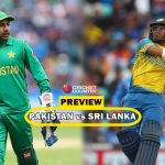 Pakistan vs Sri Lanka 11th ODI Live World Cup 2019 Crichd, Crictime, Mobilecric, Smartcric Streaming