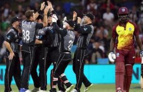 West Indies VS New Zealand Live Score