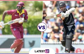 West Indies vs New Zealand 29th ODI Live Streaming