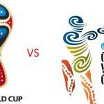 ICC Cricket World Cup Vs FIFA Soccar World Cup