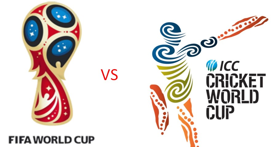 ICC Cricket World Cup Vs Fifa World cup