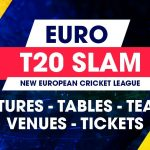 Euro T20 Slam New European Cricket League