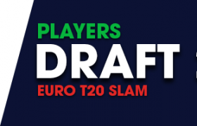 Euro T20 Slam Draft 2019