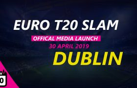Euro T20 Slam Launch