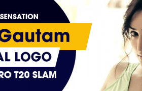 Euro T20 Slam Logo Revealed