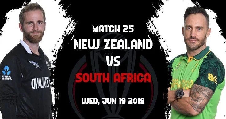 NewZealand Vs South Africa Live Streaming