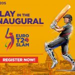 Players Registration for Euro T20 Slam