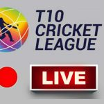 T10 Cricket League 2019 Live Streaming & TV Channel Broadcasting List