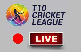 T10 CRICKET LEAGUE 2019 LIVE STREAMING