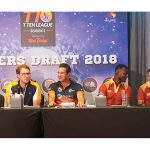 T10 Cricket League 2020 Draft Picks