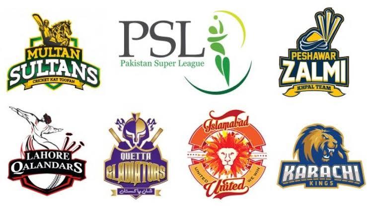 PSL 2020 Teams