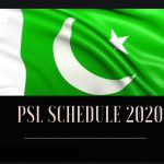 PSL 2020 Schedule PDF Download, Fixtures, Time Table, HD Images