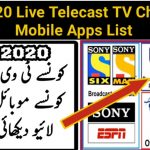 IPL 2020 Live Streaming Channels - Live Broadcast of IPL 13 online Tv Channels Telecast list