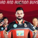 IPL 2020 Royal Challengers Bangalore Team Squad Live Matches, Predictions