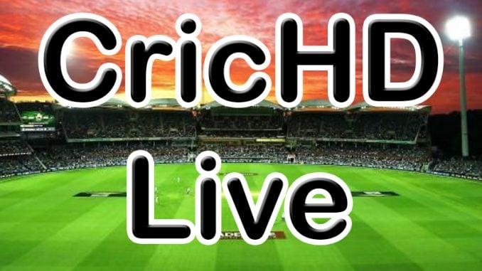CricHD IPL 2020 Live Streaming
