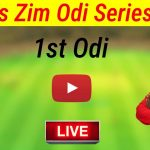 Pakistan Vs Zimbabwe Live Match - Zimbabwe Tour to Pakistan